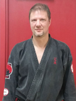Sensei Tom Kately